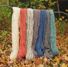Cozy Vermont Wool.