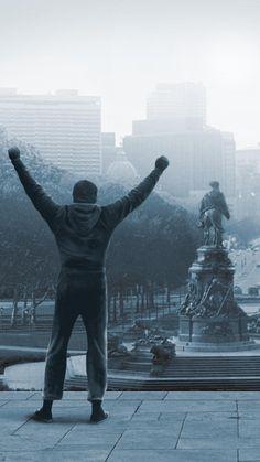 Rocky Balboa Movie, Rocky Balboa Poster, Rocky Balboa Quotes, Rocky Poster, Rocky Film, Sylvester Stallone Young, Rocky 1976, Silvester Stallone, The Expendables