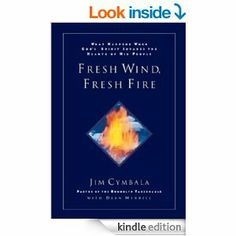 The Times Are Urgent God Is on the Move Now Is the Moment to … ask God to ignite his fire in your soul!  Pastor Jim Cymbala believes that Jesus wants to renew his people---to call us back from spiritual dead ends, apathy, and lukewarm religion. $3.20 until March 31/14  Amazon