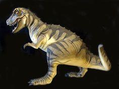 T-Rex  Animatronic by Sally Corporation