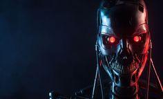 Terminator The Terminator Life-Size Bust by Sideshow Collect Sideshow Statues, Sideshow Collectibles, Mortal Kombat, Teenage Mutant Ninja Turtles, Latest Movies, Videos, Deadpool, Pop Culture, Geek Stuff