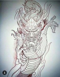 Getting The Best Dragon Tattoos – Japanese Dragon Tattoo Meanings Polynesian Tattoo Designs, Japanese Tattoo Designs, Japanese Tattoo Art, Japanese Sleeve Tattoos, Bull Tattoos, Badass Tattoos, Body Art Tattoos, Dragon Sleeve Tattoos, Tribal Sleeve Tattoos