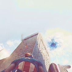 the sky is falling, cap
