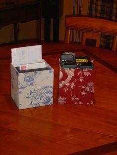 boîte 4 télécommandes