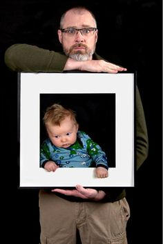 World's Best Father – Funny Dad and Daughter Photographs by Dave Engledow
