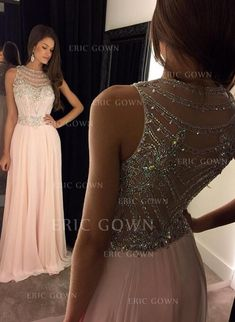 Cheap dress character, Buy Quality dress tuxedo directly from China dress map Suppliers: Popular Vestidos De Baile Sleeveless Beaded Crystal A Line Chiffon Evening Gown Pink Prom Dresses 2016 Blush Pink Prom Dresses, Prom Dresses 2016, Cheap Prom Dresses, Bridesmaid Dresses, Evening Dresses, Pageant Dresses For Teens, Dresses Dresses, Chiffon Dresses, Dresses Online