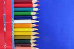 Lápis de cor aquareláveis