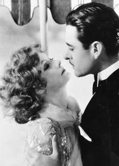 Greta Garbo & John Gilbert Once upon a time