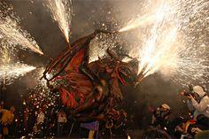 Festa major de La Mercè (correfoc!)