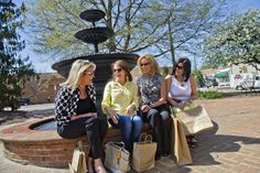 Grab the girlfriends and head to downtown Alpharetta for some amazing shopping!