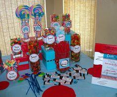Dr Seuss Baby Shower Ideas | Dr. Suess baby shower ideas | Custom Dr Seuss Party Supplies You Print ...