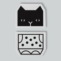 Mix & Match Plates - Cat by imm Living