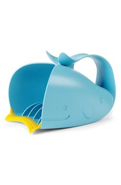 Free shipping and returns on Skip Hop 'Moby Waterfall' Rinser at Nordstrom.com. Nothing makes bath time more fun than a handy rinser shaped like a smiling cartoon whale! An innovative design features interior fins that facilitate steady pouring and a rubber lip to keep water out of baby's eyes.