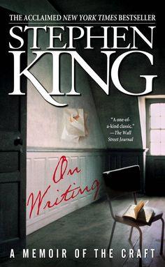 Top 20 regras para escritores, por Stephen King | Cafeína Literária
