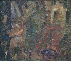 Cross Street - William  Turner