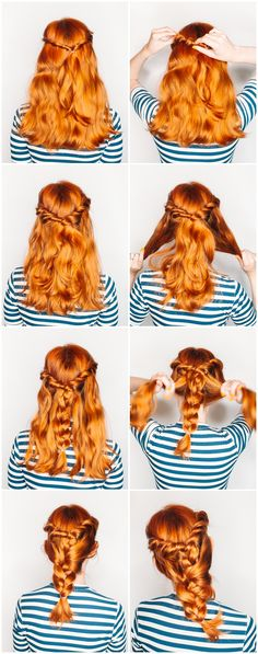 Three-strand braid