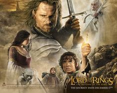 Lord of the RIngs: The Return of the King 12142013