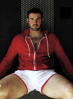 Ben Cohen - Rugby Star, Model & Charity Worker