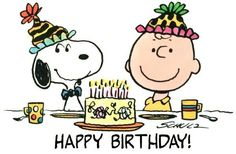 happy birthday snoopy - Google Search