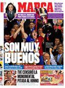 El Barça logra el primero de los tres títulos de la 08/09