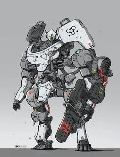 Untitled #mecha – https://www.pinterest.com/pin/274930752232394922/