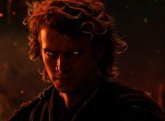 Frame of Star Wars: Episode III - Revenge of the Sith. Frame de Star Wars: Episode III - Revenge of . Anakin Skywalker, Anakin Vader, Darth Vader, Star Wars Icons, Star Wars Poster, Star Wars Characters, Star Wars Pictures, Star Wars Images, Anakin Dark Vador