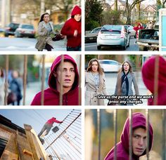 Roy Harper!!! #Arrow #RedArrow