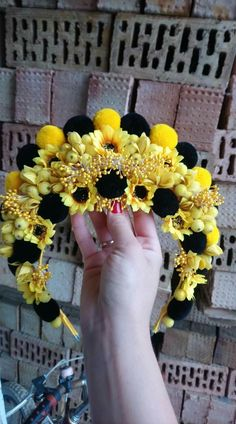 Headdress, Headpiece, Fall Flower Crown, Maleficent Movie, Flower Head Wreaths, Autumn Wedding, Flower Brooch, Fall Hair, Cut And Color