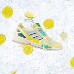 nice The adidas Originals ZX 8000 Frozen Lemonade Sneaker Looks Delicious Sneakers Looks, New Sneakers, Sneakers Nike, Adidas Zx 8000, New Sneaker Releases, Frozen Lemonade, Adidas Originals, The Originals, Nike Huarache