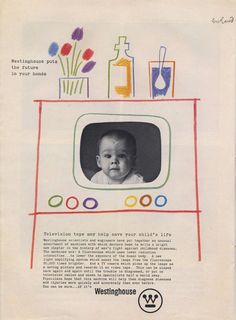 Paul Rand Westinghouse Ad (via bustbright)