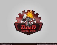 Logo Maker, Charity, Logo Design, Logos, Logo
