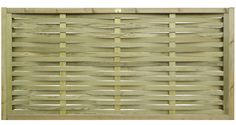 woven fence panels - Google Search