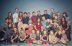 Advertisers have continued to abandon TLC after they aired the premiere of their latest series involving the Duggars (family pictured)