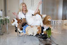Brunete Fraccaroli abre casa e fala de luxo: 'Riqueza é ter qualidade de vida'