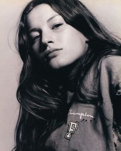 gisele by david sims for id magazine 1998 @thecoveteur