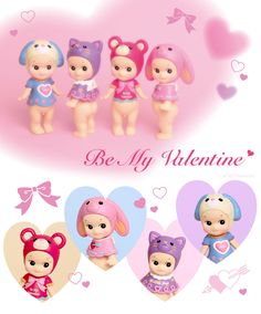 Sonny Angel Valentine's Day Series 2017