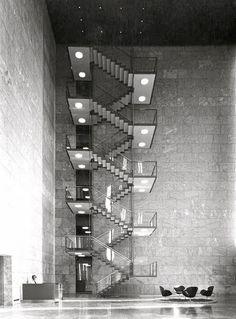 ARNE EMIL JACOBSEN Architect & Furniture Designer (1902-1971)