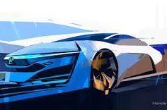 FCEV Honda concept