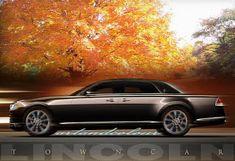 Lincoln town car concept