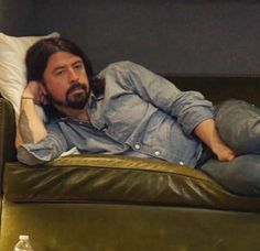 Chillin Dave #davegrohl #foofighters