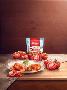 Salsa de tomate Alacena on Behance