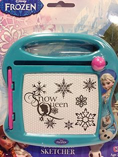 Disney Frozen Mini Magnetic Sketcher *** Want additional info? Click on the image.