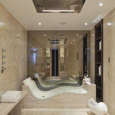 Heerlijk baden in de juiste vorm