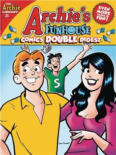 Jughead Almost Gets Archie And Betty Killed: Archie's Funhouse Comics Double Digest 25