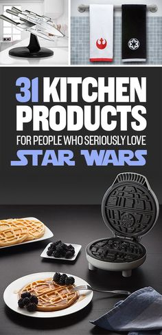 31 Kitchen Products For People Who Seriously Love Star Wars