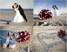 love this idea for a wedding picture