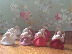 3 Guardian Angels handmade croching van Phiens op Etsy