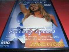 Karaoke - britney spears / baby one more time   OVP / NEU 6,50 €