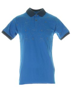 15ce91f06a2331 Refusion POLO 5 Poloshirt sky dive Description  Refusion polo 5 Heren kleding  Shirts blauw  3495 Direct leverbaar uit de webshop van Express Wear Price   ...