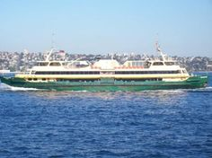 City ferry to Manly from Sydney--fabulous way to see the bridge and Opera House from the water.  So cheap too!